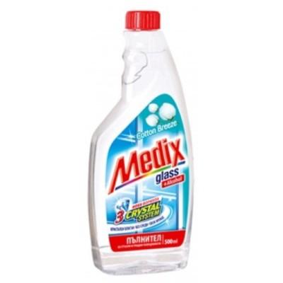 Препарат за стъкла Medix Cotton breeze пълнител