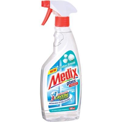Препарат за стъкла Medix Cotton breeze