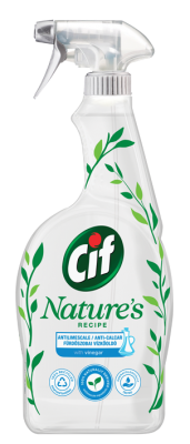 Cif Nature's Recipe Антиваровик с оцет