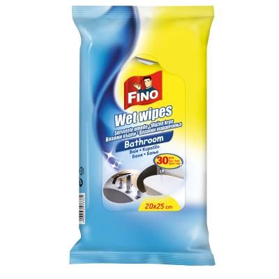 Мокри кърпи Fino за баня