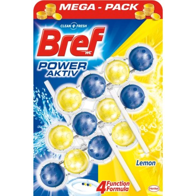 Ароматизатор Bref Power Aкtiv лимон
