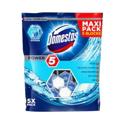 Ароматизатор Domestos Power 5 Ocean maxi pack