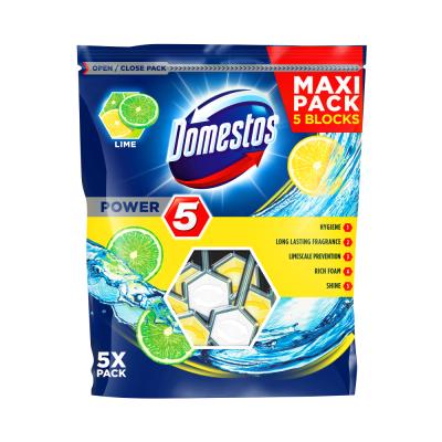 Ароматизатор Domestos Power 5 Lime maxi pack