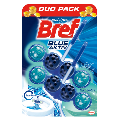 Ароматизатор Bref Blue aktiv евкалипт