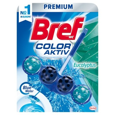Ароматизатор Bref Color aktiv евкалипт