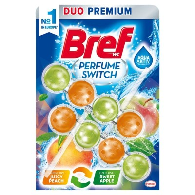 Ароматизатор Bref Perfume Switch праскова и ябълка