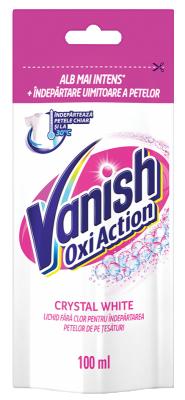 Течен препарат за отстраняване на петна от бели дрехи Vanish