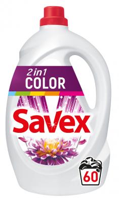 Течен перилен препарат Savex 2in1 Color