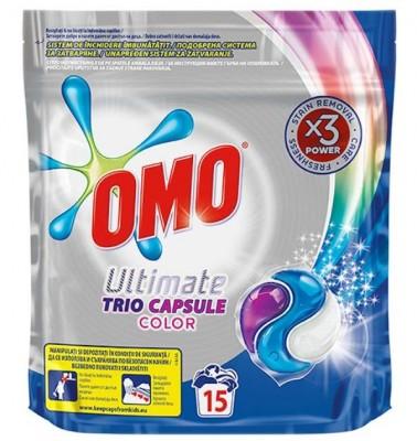 Капсули за цветно пране OMO