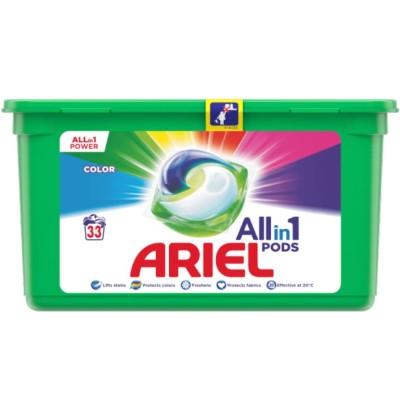 Капсули за пране Ariel Color