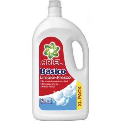 Течен перилен препарат Ariel Basico Limpio & Fresco