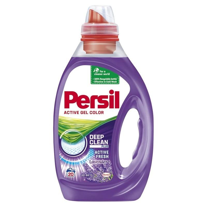 Течен перилен препарат Persil Color gel лавандула