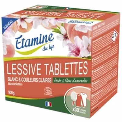 Таблетки Etamine du lys за бяло и цветно пране