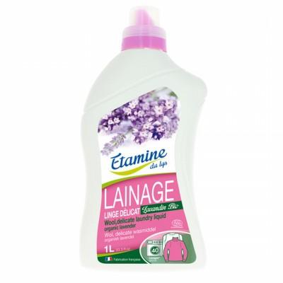 Течен перилен препарат Etamine du lys за вълнени и деликатни тъкани