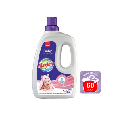 Течен перилен препарат Sano Maxima power gel Baby