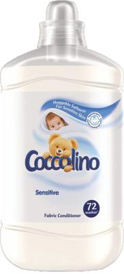 Омекотител Coccolino Sensitive