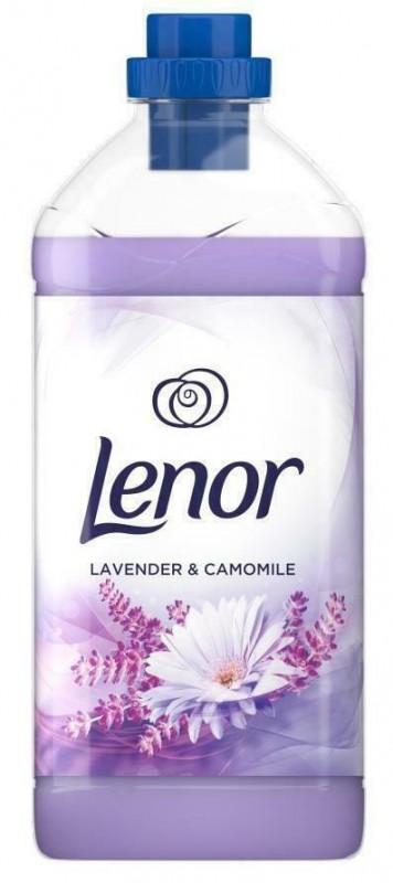 Омекотител Lenor Lavender & Camomile
