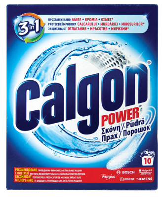 Прах Calgon 3 in 1