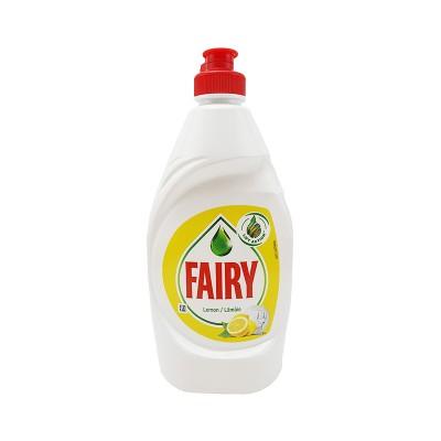 Препарат за съдове Fairy Lemon