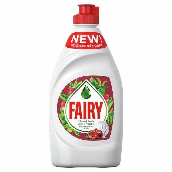 Препарат за съдове Fairy Pomegranate