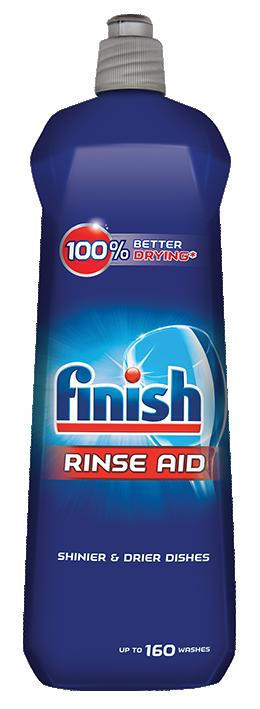 Изплакваща течност за съдомиялна Finish