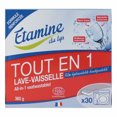 Таблетки за съдомиялна Etamine du lys