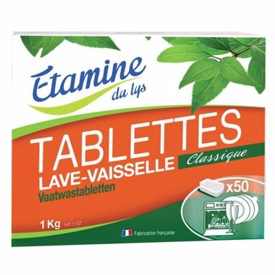 Таблетки за съдомиялна машина Etamine du lys