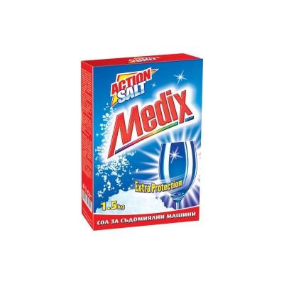 Сол за съдомиялни машини Medix Extra protection