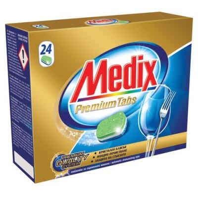 Таблетки за съдомиялна Medix Premium