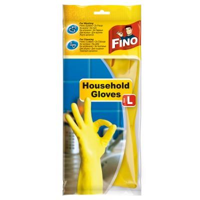 Домакински ръкавици Fino размер L