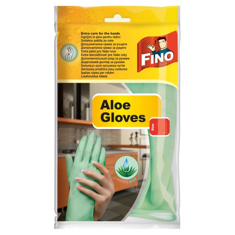 Ръкавици Fino алое вера размер M