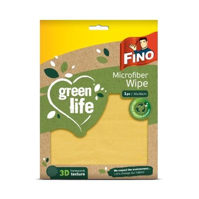Микрофибърна кърпа Fino green life