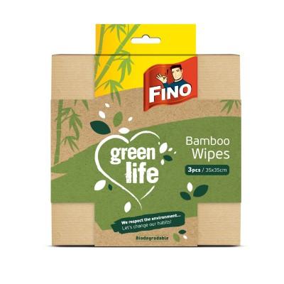 Бамбукови кърпи Fino green life