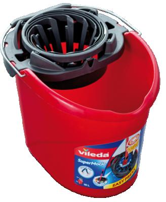 Кофа с изстисквач Vileda Super Mocio 10л