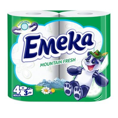Тоалетна хартия Emeka Mountain Fresh