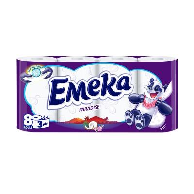 Тоалетна хартия Emeka Paradise