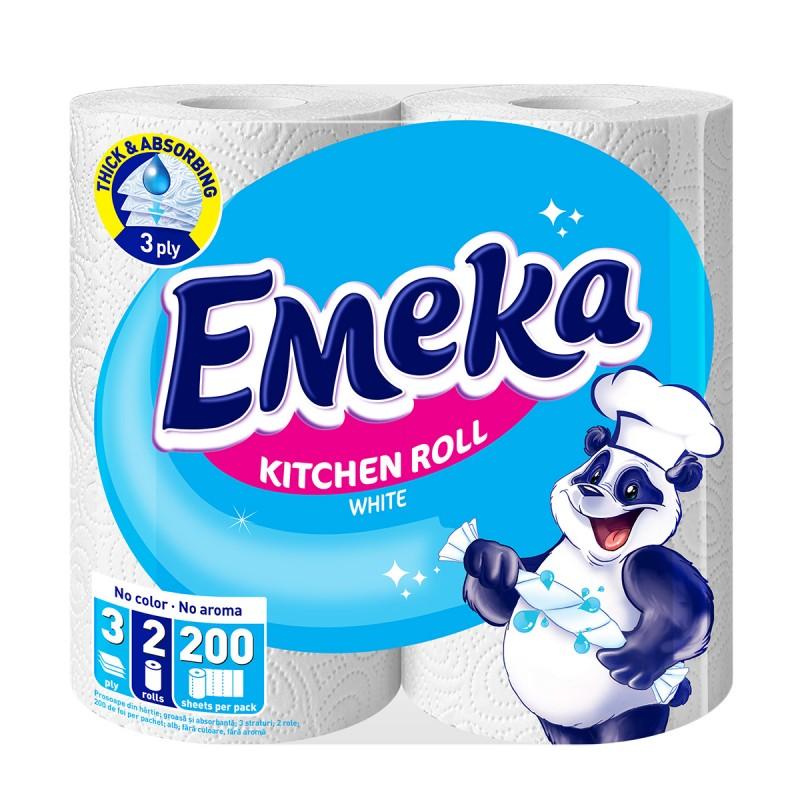 Кухненска хартия Emeka White