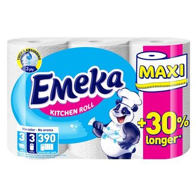 Кухненска хартия Emeka Maxi White