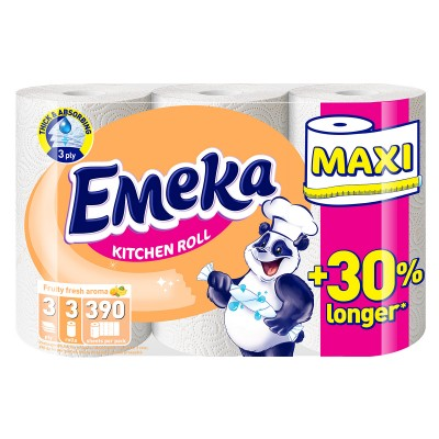 Кухненска хартия Emeka Maxi Fruity Fresh