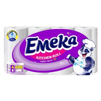 Кухненска хартия Emeka Forest Fruits