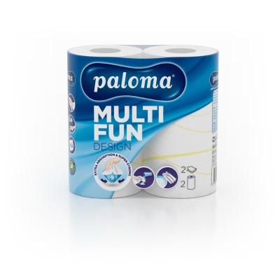 Кухненска ролка Paloma Multi fun двупластова