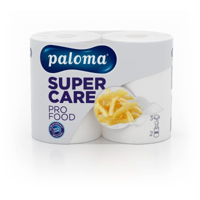 Кухненска ролка Paloma Super Care Pro Food XXL трипластова