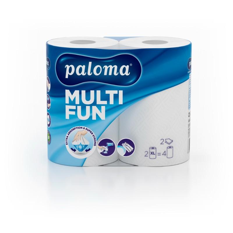 Кухненска ролка Paloma Multi Fun XL двупластова