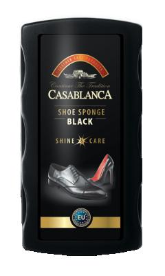 Casablanca Голяма полираща гъба (черна)