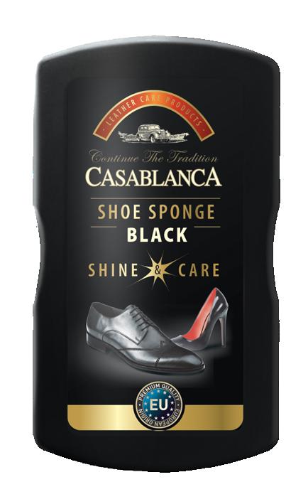 Casablanca Малка полираща гъба (черна)
