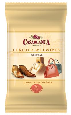 Casablanca Мокри кърпи за кожа