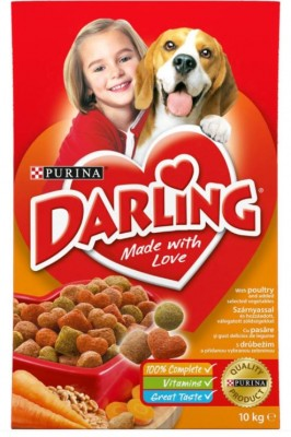 Purina Darling Пиле и Зеленчуци