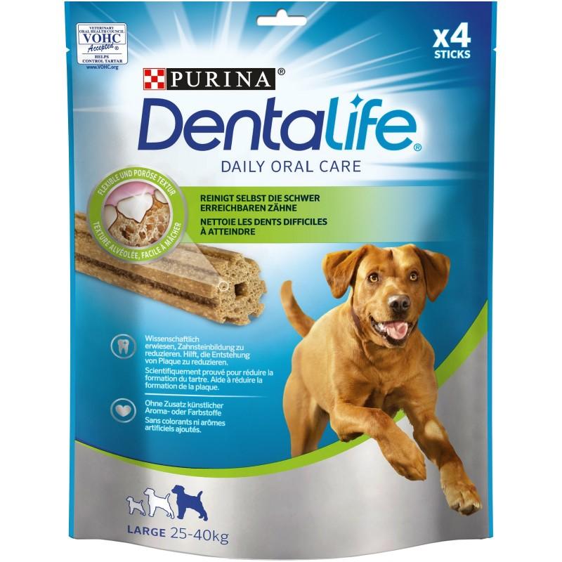 Purina Dentalife Лакомство за кучета от Едри породи