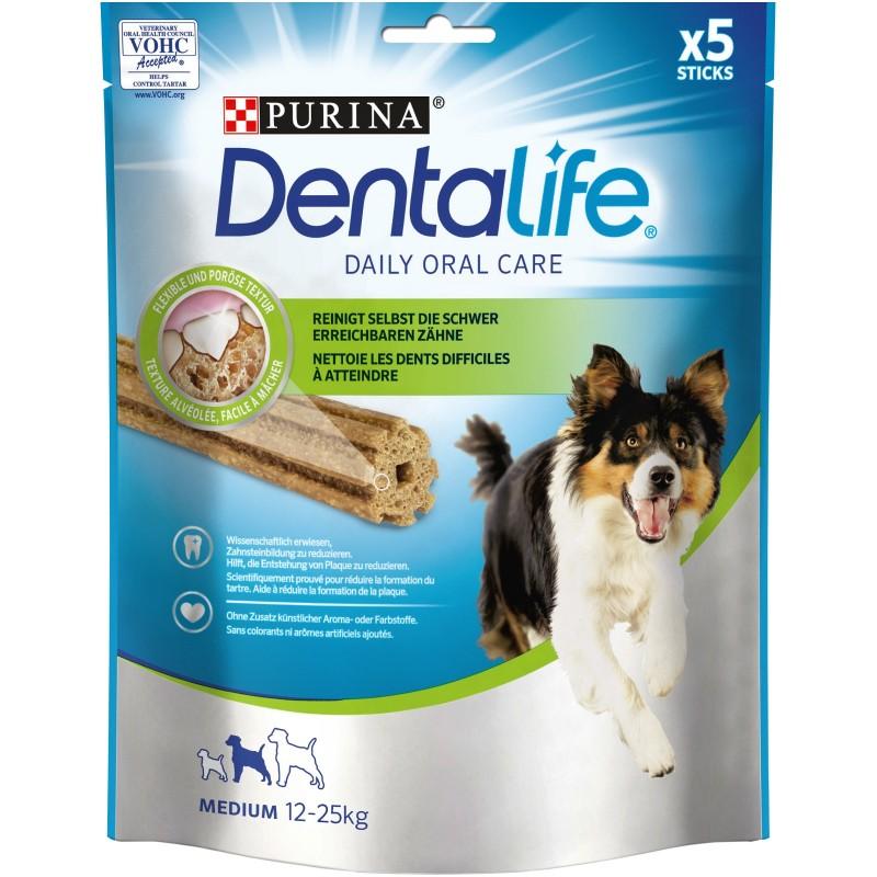 Purina Dentalife Лакомство за кучета от Средни породи