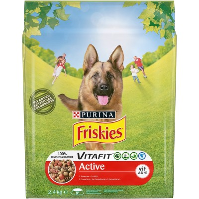 Purina Friskies Active Месо